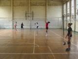 Волейболистките  тренират яко!