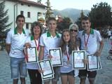 """Ориентировачите на """"Диана""""-Ямбол-блестят на Балканиадата"""