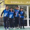 Видео от мачове  на  ямболски тенисисти при дебюта в А групата