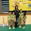 Малки гимнастички правят фурор в Бургас