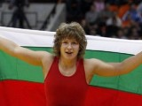 Великата шампионка Станка Златева има рожден ден!  Направиха първа копка на залата и в Сливен