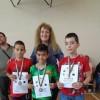 Малки ямболски шахматисти блестят в Димитровград