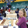 Доника Шивачева – вицешампионка по блиц при жените!