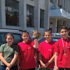Десет медала за стрелците от държавното в Търговище