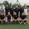 Ямболските футболни съдии  с титла в Несебър