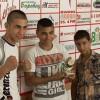 Даниел и Боян Асенови – с победи в Националната боксова лига.Тайсъна и Чамов на европейско в Украйна