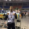 Георги Манов приключи сезона с Балканска титла на кикбокс