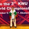 Георги Дойчев с бронз от световното по карате