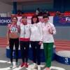 Полина Тодорова взе злато и сребро в държавното първенство