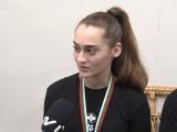 Красавица с титла на кумите и бронз на ката от Балканиадата
