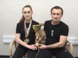 Видео: Интервю с балканската шампионка по карате и нейния треньор
