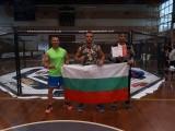Хюсеин Бехчет с  балканска титла на ММА при мъжете