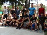 """ПГСГ""""Кольо Фичето"""" проведе първия междуучилищен стрийтфитнес турнир"""