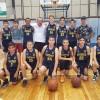 14годишните баскетболисти -с квота за държавните финали
