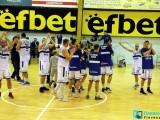 Баскетболистите  губят след драма в Плевен