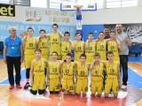 12-годишните баскетболисти на Тунджа  триумфират с шампионската титла.Браво момчета!