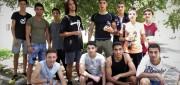 Страхотно кросфит състезание се завъртя в ямболската строителна гимназия