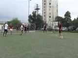 Видео от шести кръг,временно  класиране  и програмата за седми кръг на първенството по минифутбол: