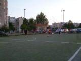 Видео от четвъртия кръг на шампионата по минифутбол: