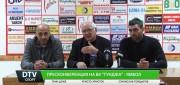 """Вижте пълен запис от пресконференцията на ръководството на Баскетболен клуб """"Тунджа"""" и треньора  Тони Дечев"""
