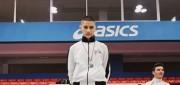 """Никола Караманолов взе сребро в скока на дължина за """"Радио999″"""