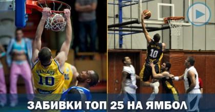 Поредна уникална класация на yambolbasketball.com