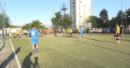 Видео от втория кръг на шампионата по минифутбол: