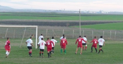 Селски футболни групи-резултати: