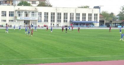 Ямбол1915 записа първа победа- 2:0 срещу Карнобат!