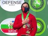 Юлияна Янева -с титла от турнира за Световната купа!