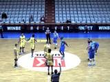 """Баскетболистите  със  загуба от гранда """"Левски Лукойл"""".Нашите играят добре!"""