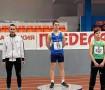 Сребро  за Денислав Желязков в атлетическия многобой