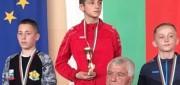 Сребро за Петко Саракостов от държавното първенство.