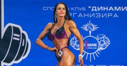 Удивителната Борислава Кунчева с абсолютната титла в Пловдив!