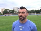 """Старши треньорът на """"Ямбол1915″ преди началото на шампионата във """"В"""" групата:"""