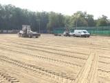 """До средата на септември ще е изцяло обновен стадион """"Георги Дражев"""" в парка.Съоръжението се стопанисва от ФК""""Арена"""""""