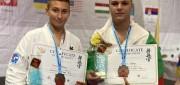 Бронз от европейското по карате-киокушинкай за Габриел Костов